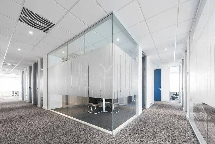 11 Multiple Offices | Fully Furnished and Equipped