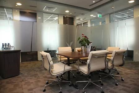 Office for Rent in Downtown Dubai, Dubai - Fully Furnished Office Space | Downtown