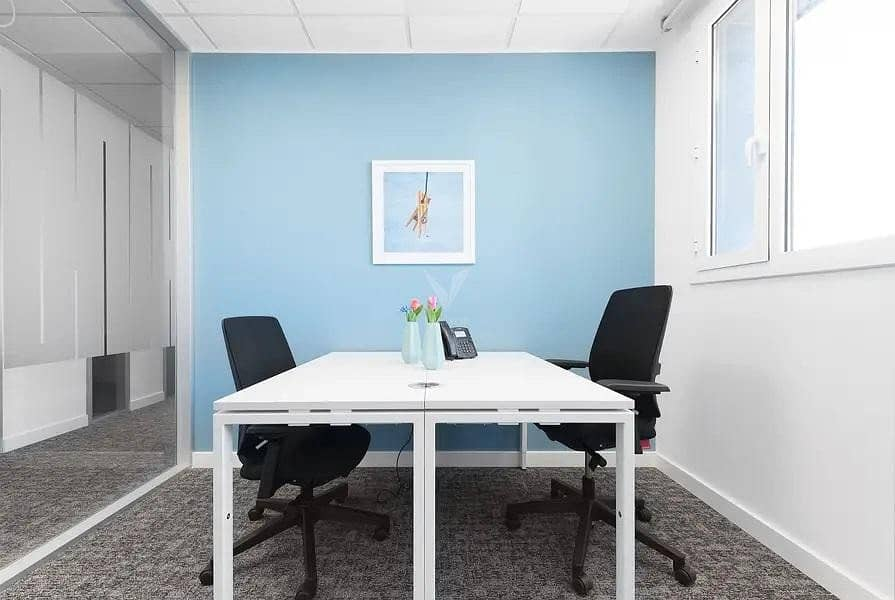 Fully Furnished Offices | Multiple Units | Sports City