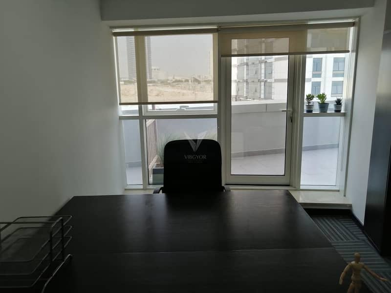 2 Fully Furnished Offices | Multiple Units | Sports City