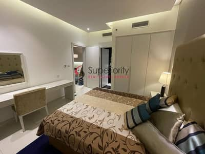1 Bedroom Apartment for Rent in Business Bay, Dubai - Canal View | With Parking | Furnished | DAMAC Maison The Vogue (Burj Damac 5)