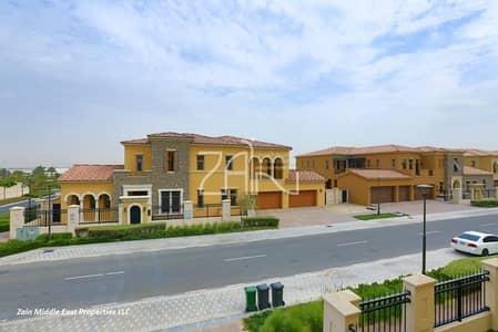 5 Bedroom Villa for Rent in Saadiyat Island, Abu Dhabi - High Standard 5 BR Villa Executive Great Location