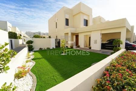 تاون هاوس 4 غرف نوم للبيع في تاون سكوير، دبي - Exclusive|Upgraded|Pool & Park|4000sq ft Plot