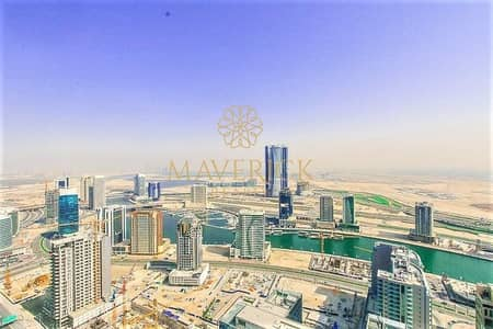 1 Bedroom Apartment for Rent in Downtown Dubai, Dubai - Canal View | Luxury Furnished 1BR | High Floor