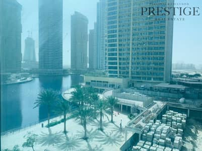 Fitted office with marina view near DMCC metro