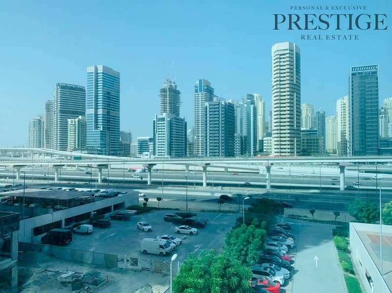12 Fitted office with marina view near DMCC metro