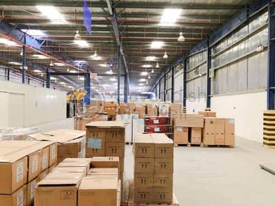 مستودع  للبيع في جبل علي، دبي - High Quality Warehouse I Secure Yard