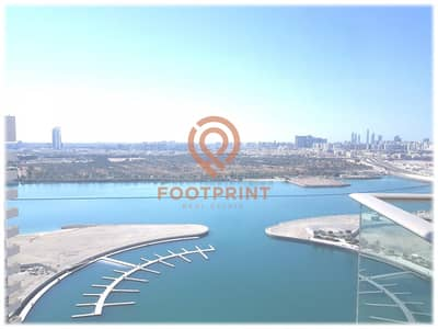 3 Bedroom Apartment for Rent in Al Reem Island, Abu Dhabi - Sit Back | Relax | Your New View Awaits.