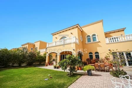 5 Bedroom Villa for Rent in Jumeirah Park, Dubai - Prime Location - Mature Garden - Available Feb