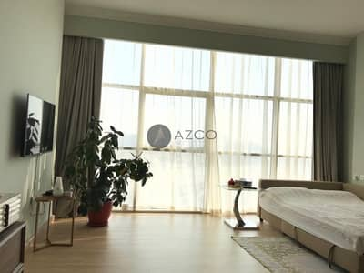 Studio for Sale in Jumeirah Village Circle (JVC), Dubai - Invest In Fully Panoramic Studio|Golf View