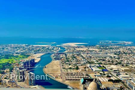 5 Bedroom Penthouse for Sale in Business Bay, Dubai - Breathtaking View