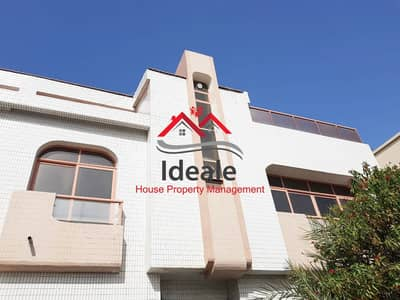 Pleasant 4BR villa + maid room in affordable rental price