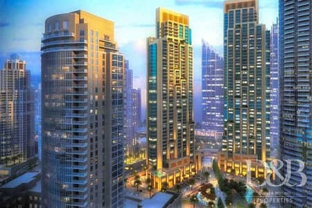 4 Bedroom Apartment for Sale in Downtown Dubai, Dubai - Great Investment | Full Boulevard View | Book Now