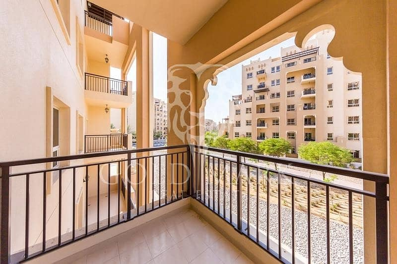 11 Closed Kitchen| Terrace with balcony | Near Pool