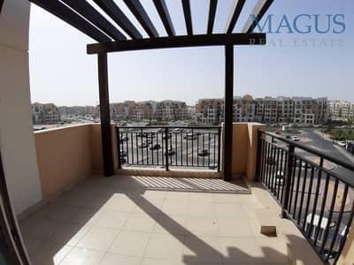 شقة 5 غرف نوم للبيع في القوز، دبي - Community View   5BR + M   Duplex