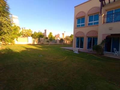 فیلا 2 غرفة نوم للبيع في مثلث قرية الجميرا (JVT)، دبي - Lush Green Garden | Corner Unit | Motivated Seller |