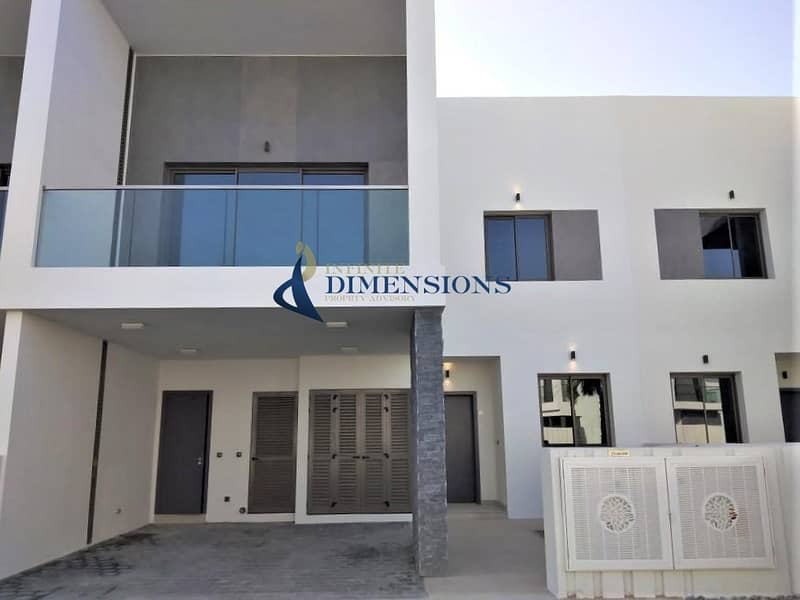 Brand New Luxurious 3BR Townhouse  with Balcony