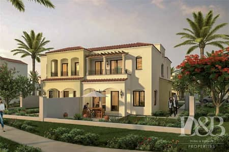 3 Bedroom Townhouse for Sale in Serena, Dubai - Resale | Single Row | Type C | Near Pool & Park