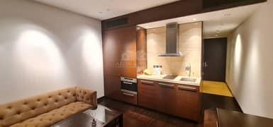 Vacant | Semi Furnished Studio | Burj Khalifa