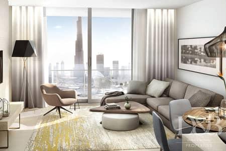 شقة 3 غرف نوم للبيع في وسط مدينة دبي، دبي - Burj Khalifa View | Connected to Mall | Large Unit