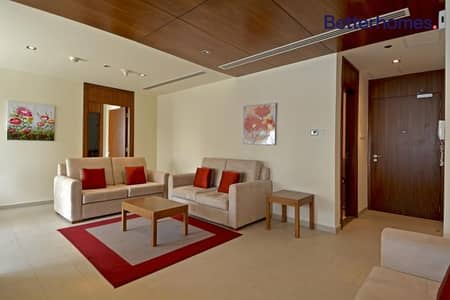 1 Bedroom Apartment for Sale in Dubai Sports City, Dubai - Available | High Floor | Fully Furnished