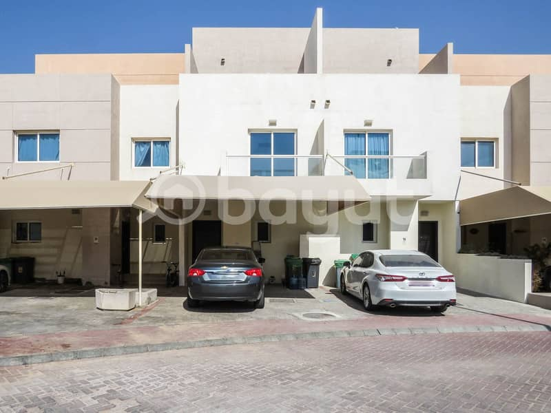 3BED ROOM SINGLE VILLA FOR RENT 110K by 2 Payment