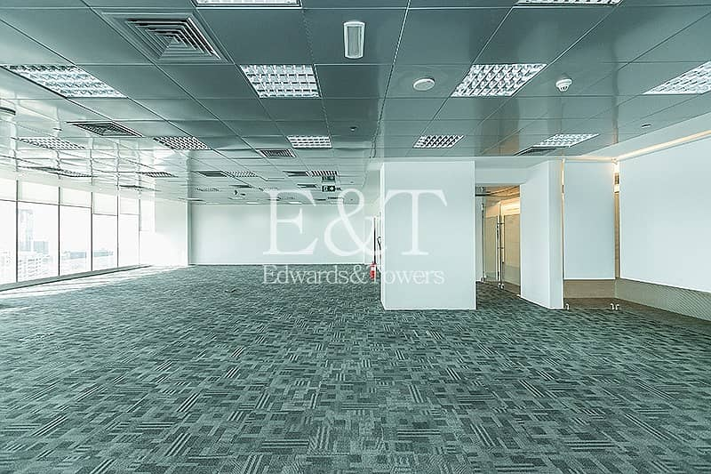 Fully Fitted Office in Arenco Tower SZR
