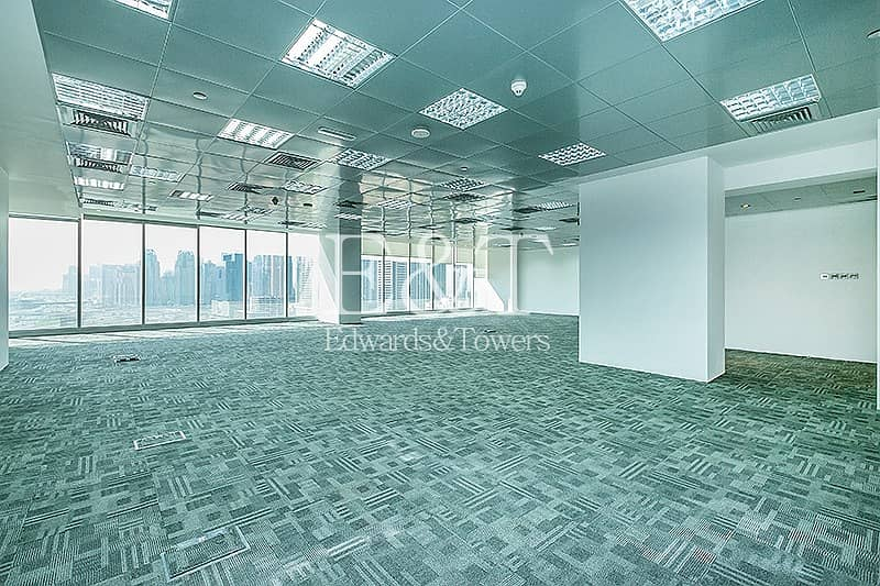 2 Fully Fitted Office in Arenco Tower SZR