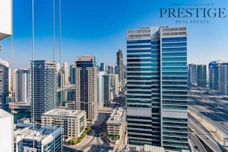 فلیٹ 1 غرفة نوم للبيع في دبي مارينا، دبي - 1 Bed | Escan Tower At Marina Walk | High Floor