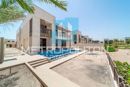 7 Bedroom Villa for Sale in Saadiyat Island, Abu Dhabi - Extra Spacious Layout| Type 3C| Unmatched Quality