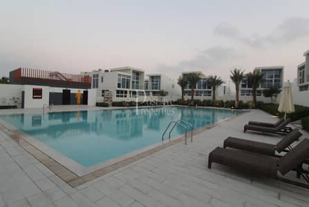 4 Bedroom Townhouse for Sale in Akoya Oxygen, Dubai - Spacious | Middle Unit |Huge Build UP