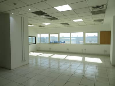 مکتب  للايجار في القوز، دبي - 950 SQ-FT Fitted Office Near Noor Bank Metro Station Al Quoz 1