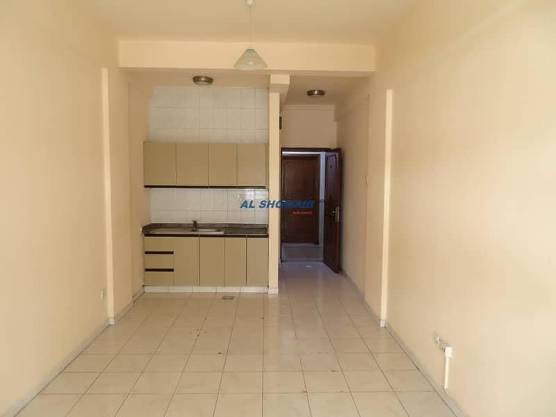 2 Cheapest Studio  near Al Maya Supermarket Al Baraha Deira B-285