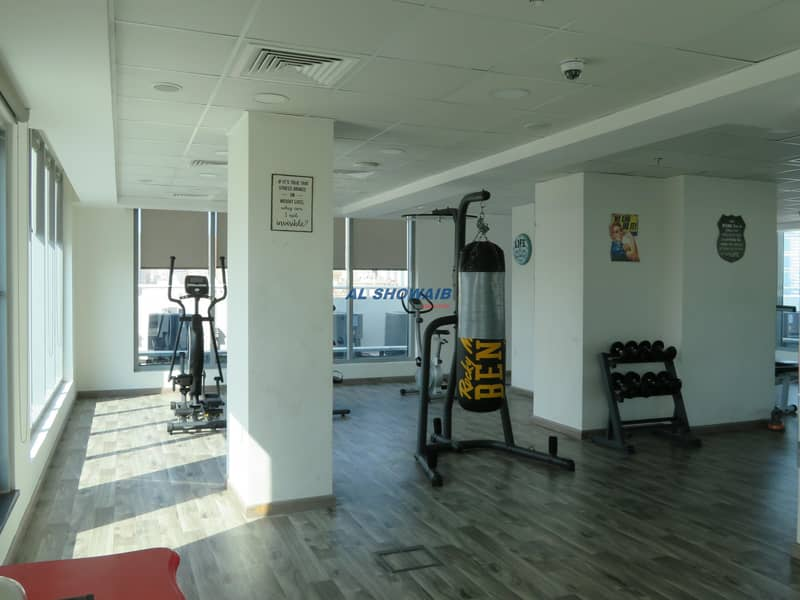 2 Wonderful 2 Bedroom With Pool & Gym Behind Zulekha Hospital Al Nahda 2