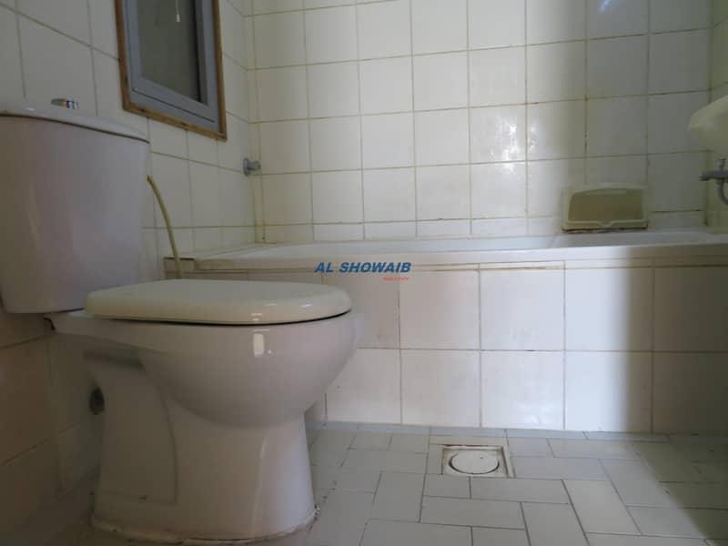 12 HUGE 2 BEDROOM|  2 BATH |BALCONY|AL KARAMA