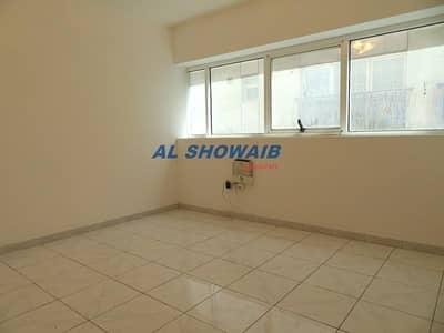 1 Bedroom Apartment for Rent in Bur Dubai, Dubai - Cheapest 1 Bhk  with Parking Behind New Gold Souq Al Raffa Burdubai