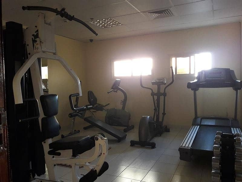 11 ***1 Month Free*** 2 BHK with Pool & Gym  in Al Nahda 2