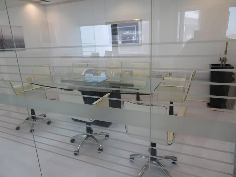 2 Cheapest 1400 Sq-ft office space  near Noor bank metro station Al Quoz 1