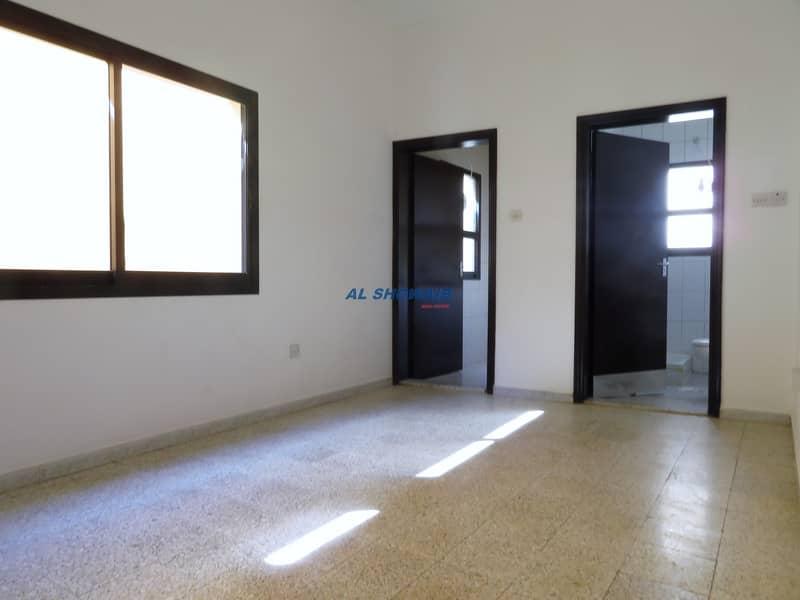 Studio with Closed Kitchen  behind FGB bank near Burjuman Metro