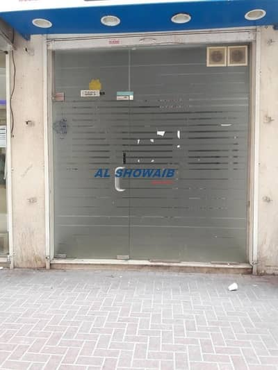 Shop for Rent in Deira, Dubai - 210 Sq ft shop  behind al futtaim mosque Deira