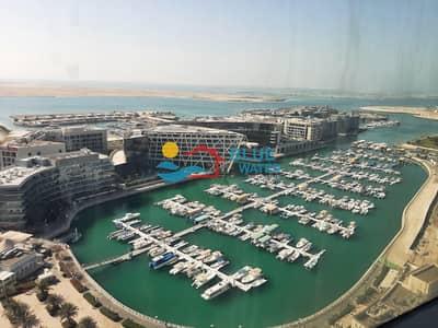 شقة 2 غرفة نوم للايجار في البطين، أبوظبي - Brand New Sea View 2 M/BR Maid Room All Facilities