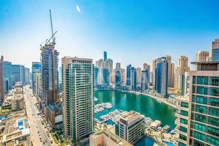 4 Bedroom Penthouse for Sale in Dubai Marina, Dubai - 4 Bed PENTHOUSE / Full Marina Views