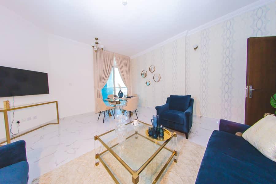 2 Freehold  Huge 2 Bedroom Luxury Apartment in Ajman