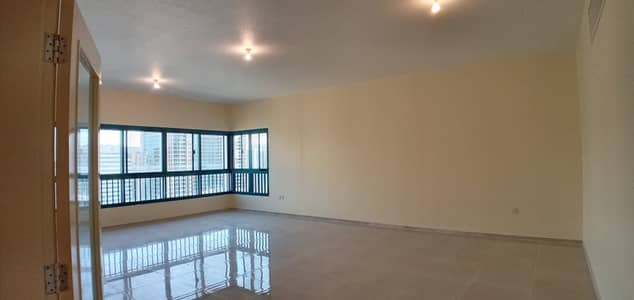 3 Bedroom Flat for Rent in Sheikh Khalifa Bin Zayed Street, Abu Dhabi - 3BR+MAIDS RM WITH 4 BATHRMS FOR RENT