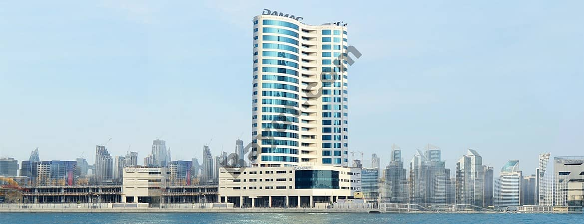 11 Office in Damac Business Tower for Sale with 2 Car parking's