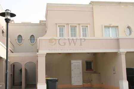 2 Bedroom Townhouse for Rent in The Springs, Dubai - 2 Bedroom + study I Type 4m I Ready to move in