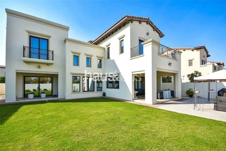 4 Bedroom Villa for Rent in Arabian Ranches 2, Dubai - Single Row   4 + Study   Available Mid Feb