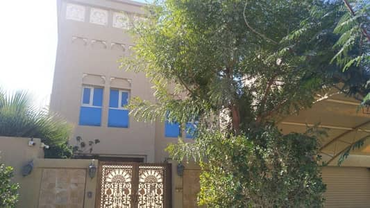 5 Bedroom Villa for Rent in Al Mowaihat, Ajman - Central Ac villa available for rent in Mowaihat 3 Ajman