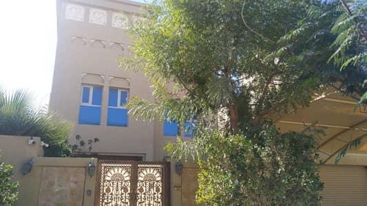 فیلا 5 غرف نوم للايجار في المويهات، عجمان - فيلا تكييف مركزي متاحة للإيجار في المويهات 3 عجمان