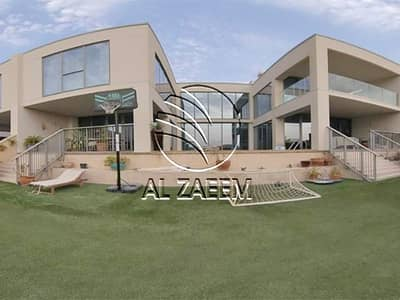 4 Bedroom Villa for Sale in Al Raha Beach, Abu Dhabi - Priced To Sell! Luxurious Podium Villa + Pool